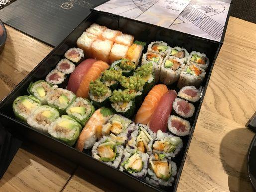 Sushi Shop (Marylebone)