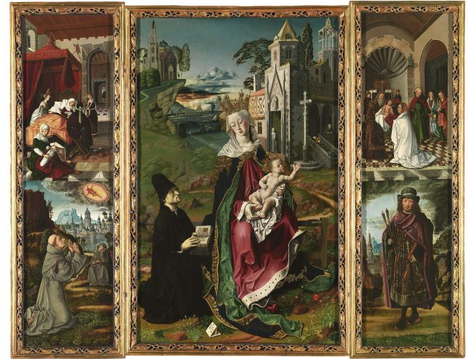 Bartolome Bermejo: Master of the Spanish Renaissance