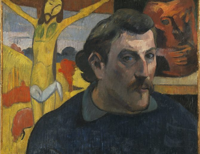 Gauguin Portraits